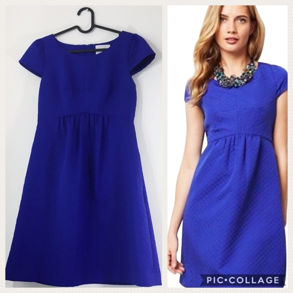 515f55a455b0 Anthropologie Dresses & Skirts - Anthro HD in Paris Empress Royal Blue Dress